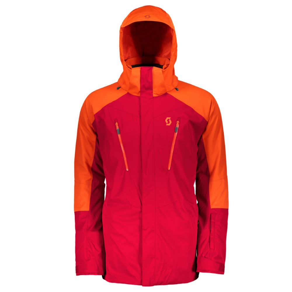 Scott Ultimate Dryo 20 Jacket Mo Red/Roy Red 2019