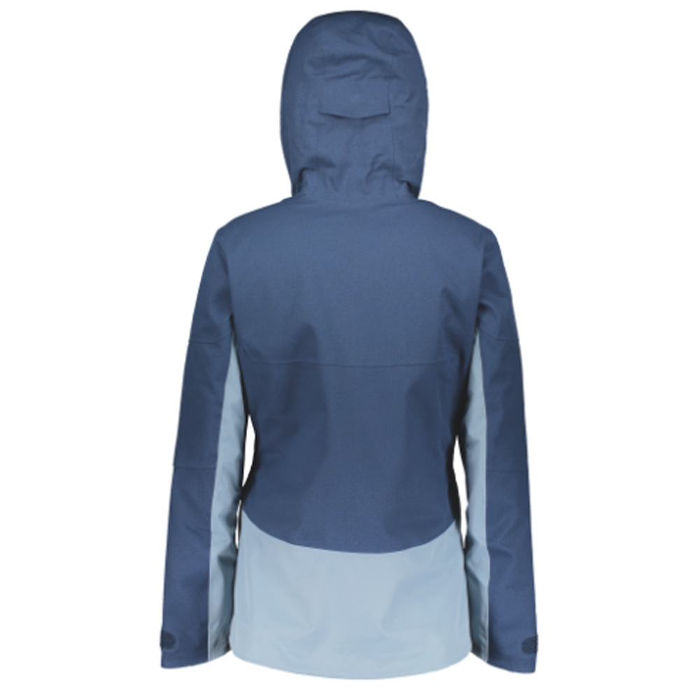 Scott Ultimate Dryo 20 Womens Jacket Denim Blue Oxford/Blue Haze 2019