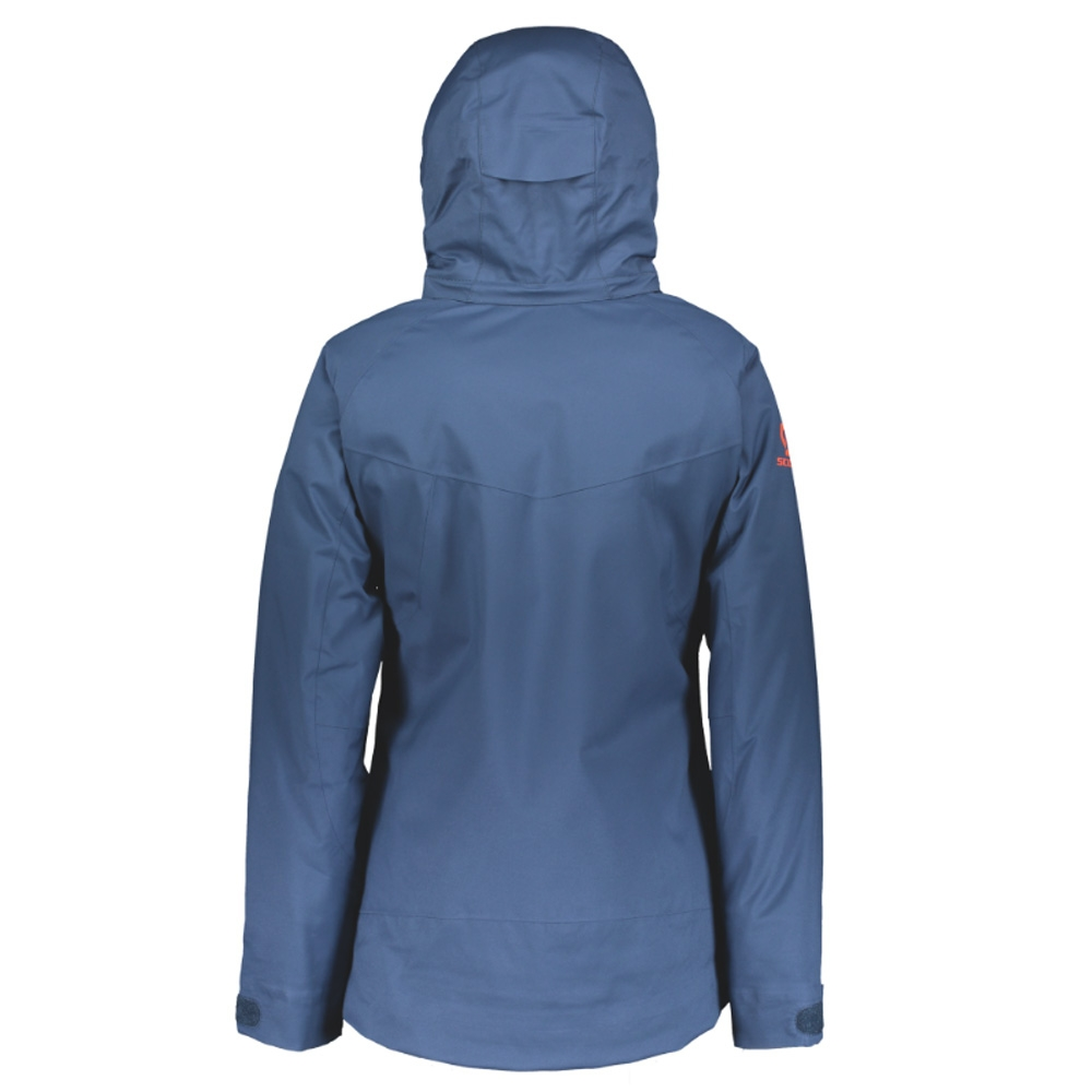 Scott Ultimate DRX Womens Jacket Denim Blue 2019