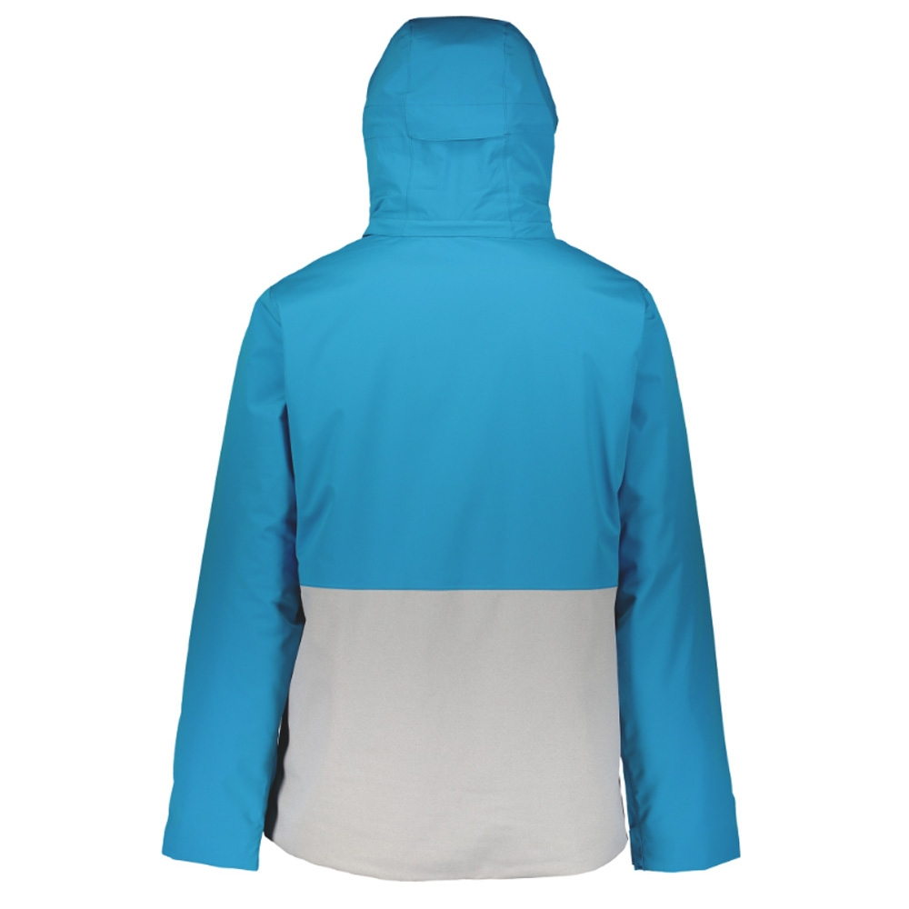 Scott Ultimate Dryo 40 Jacket Racer Blue/Tile Grey Oxford 2019