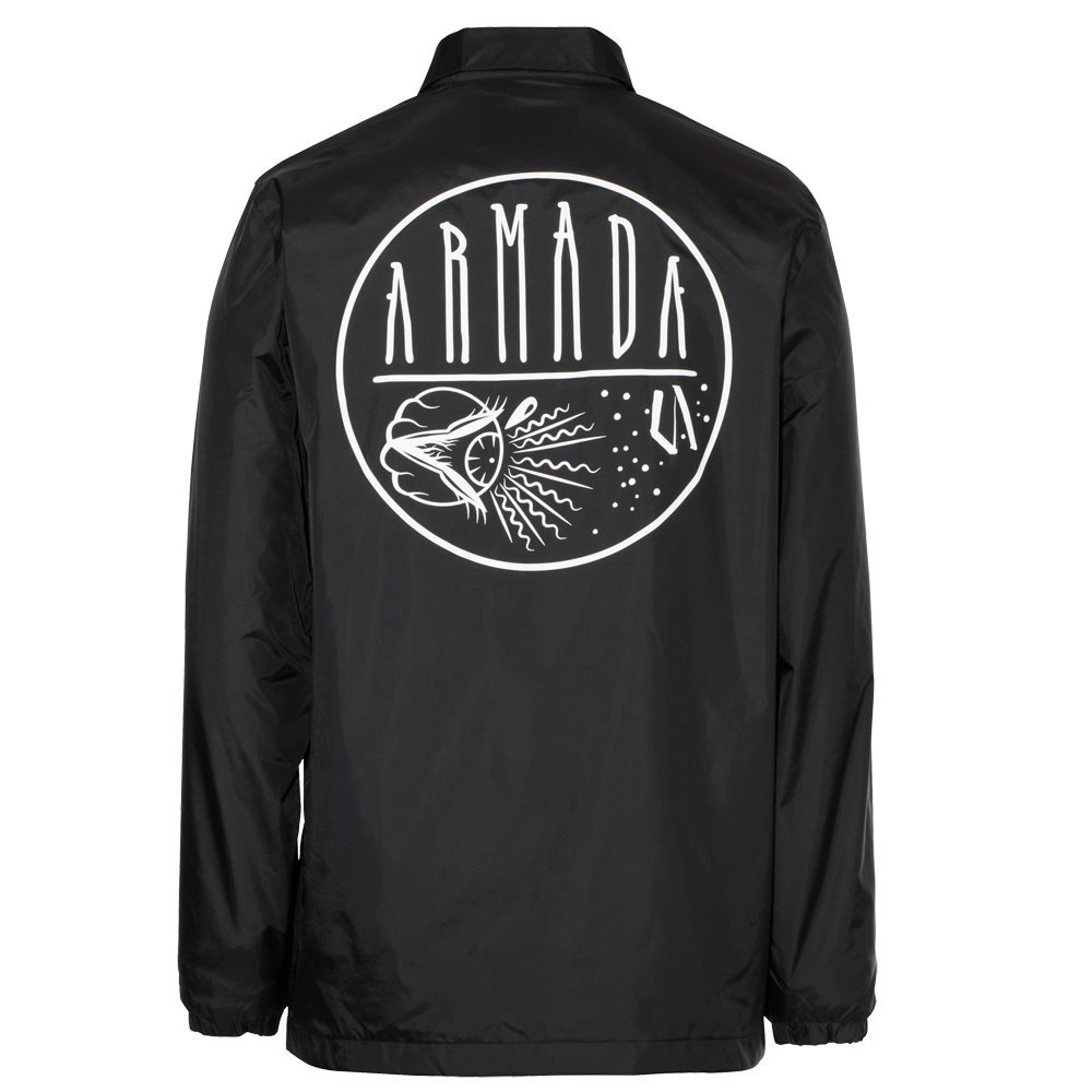 Armada Hans Jacket Black 2018