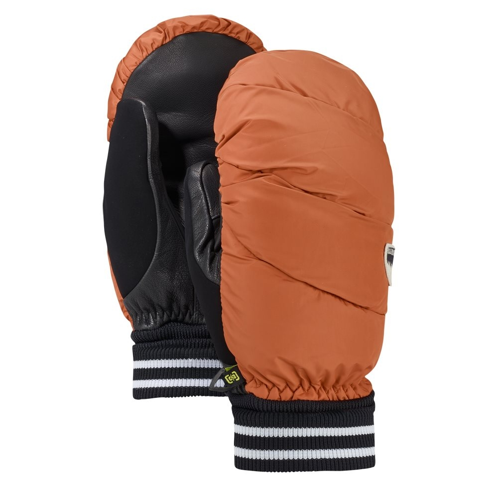 Burton Womens Warmest Mitt Persimmon 2018