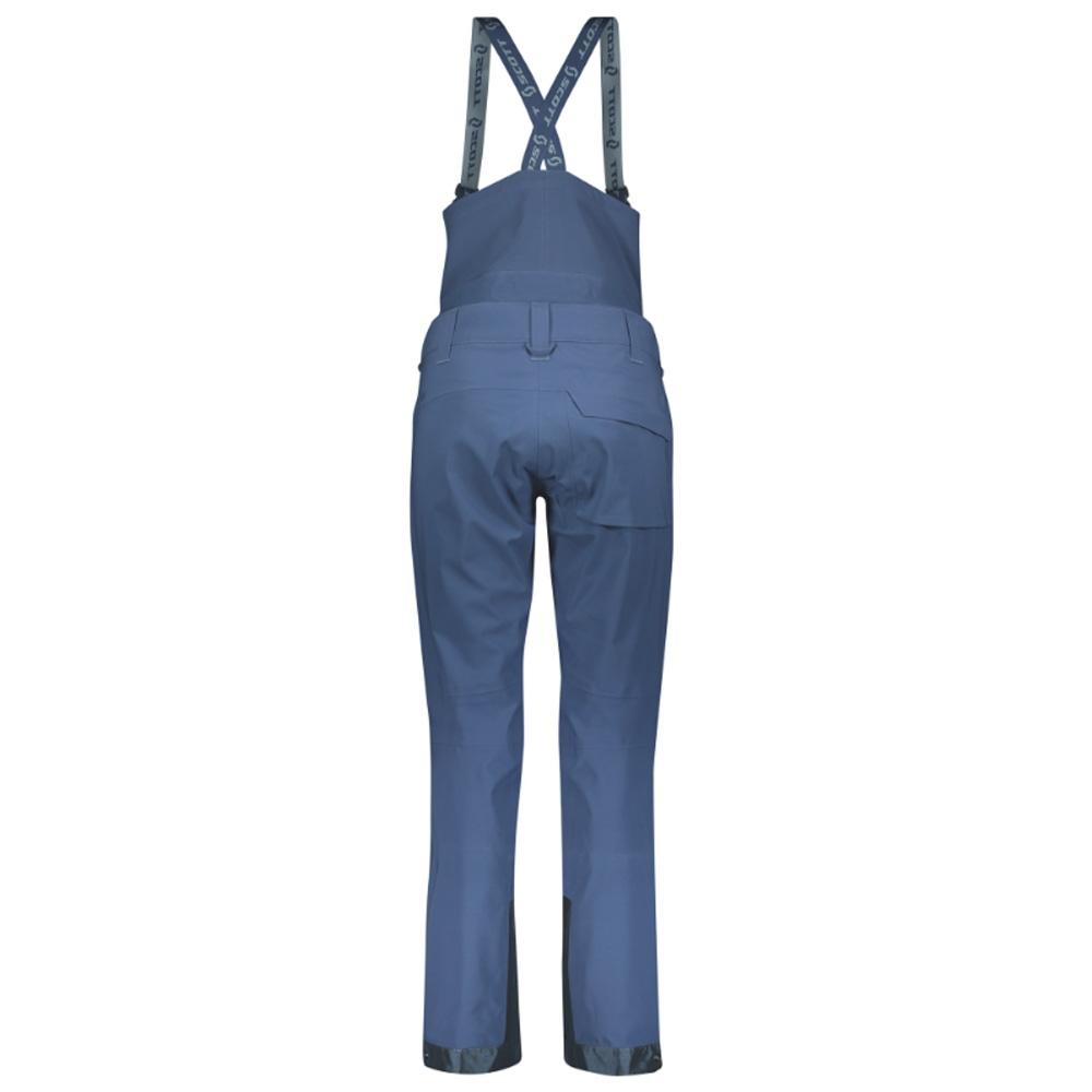 Scott Vertic GTX 3L Womens Pant Denim Blue 2019