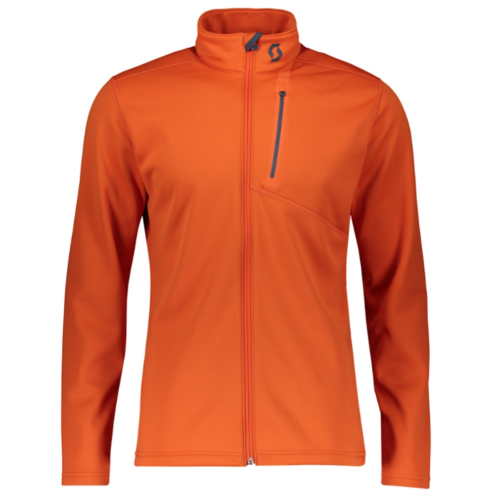 Scott Defined Tech Jacket Tangerine Orange 2019