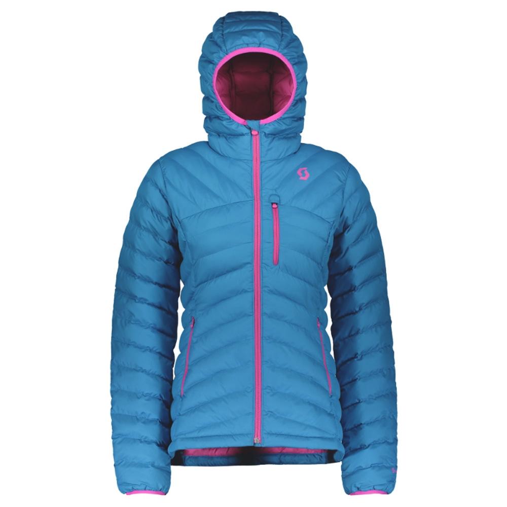 Scott Insuloft 3M Womens Jacket Mykonos Blue 2019