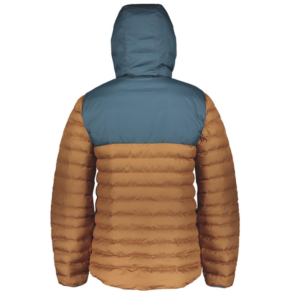 Scott Insuloft 3M Jacket Nightfall Blue/Tobacco Brown 2019