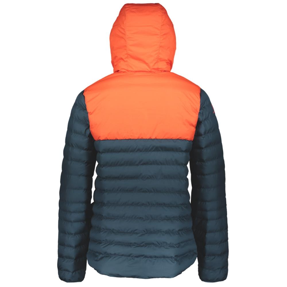 Scott Insuloft 3M Jacket Tangerine Orange/Nightfall Blue 2019