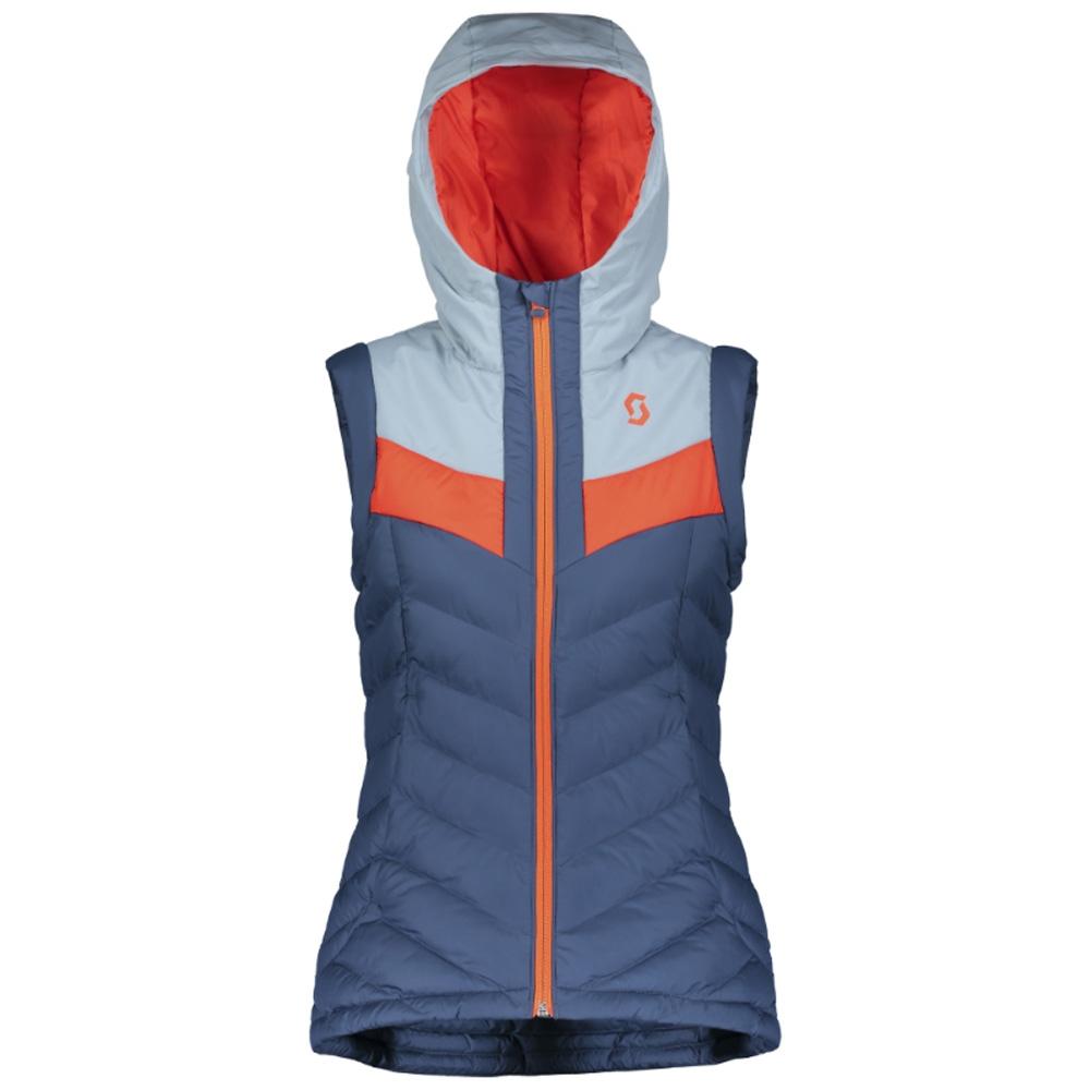Scott Insuloft 3M Womens Vest Blue Haze/Denim Blue 2019