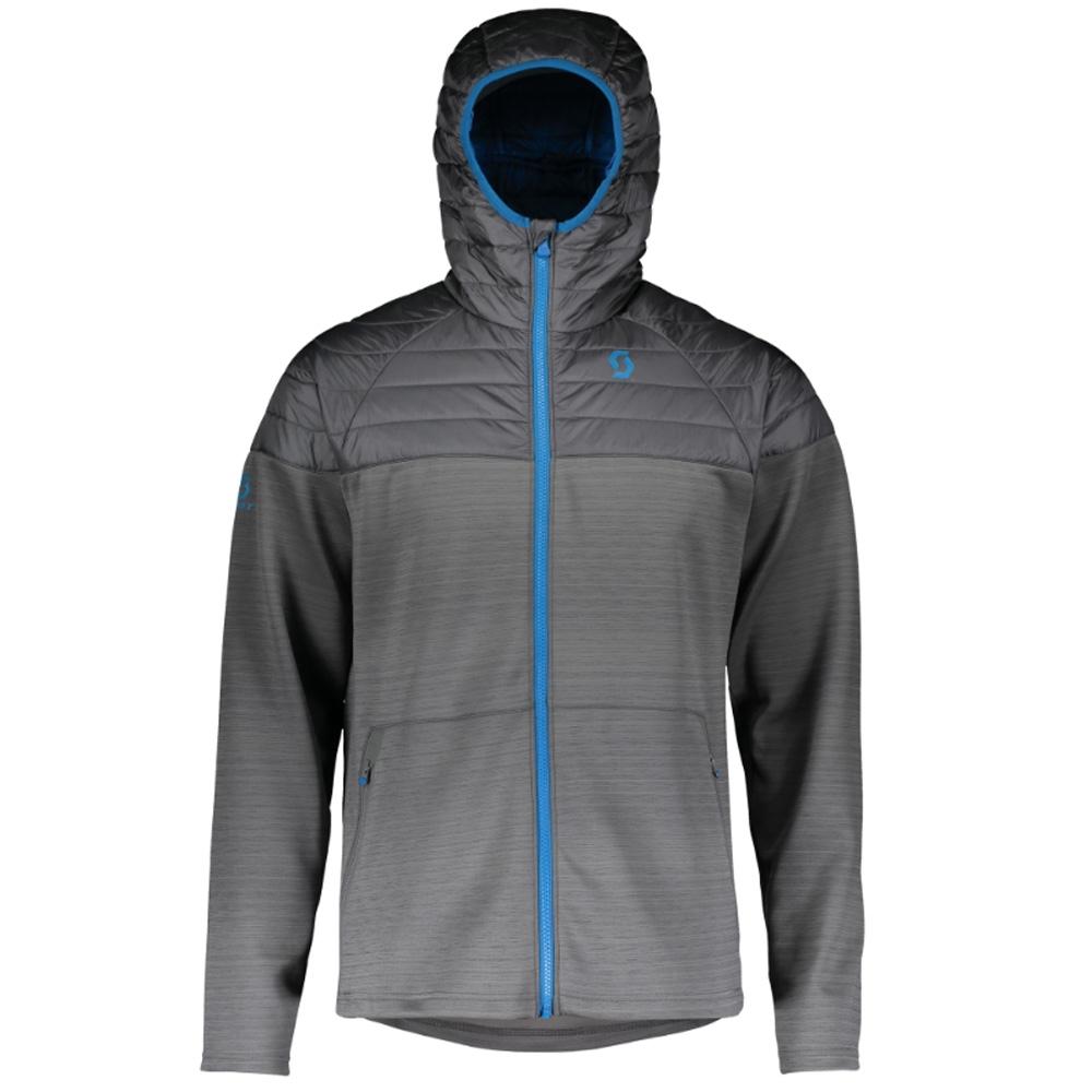 Scott Defined Channel Flow Jacket Iron Grey 2019