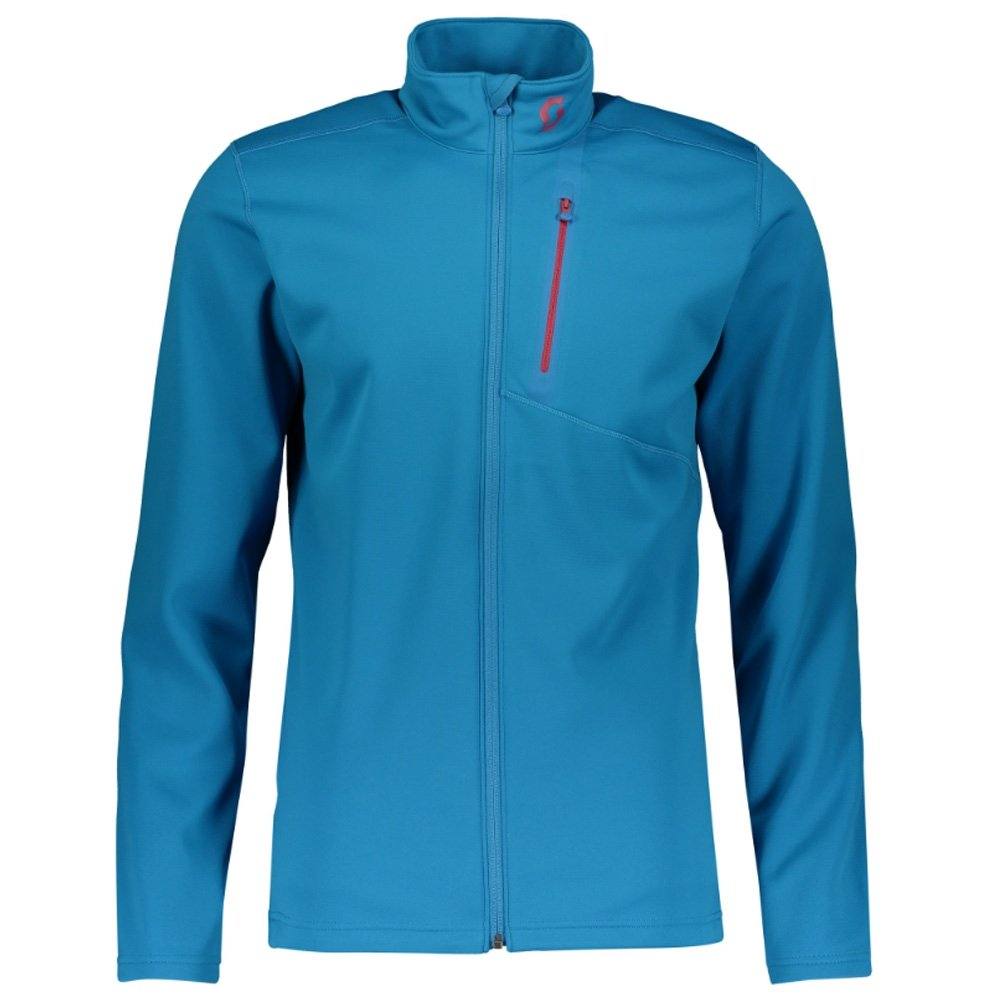 Scott Defined Tech Jacket Mykonos Blue 2019