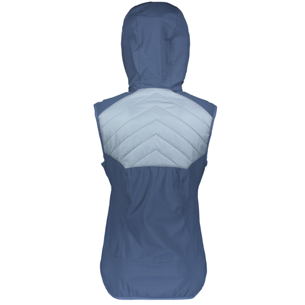 Scott Explorair Ascent Womens Vest Blue Haze/Denim Blue 2019
