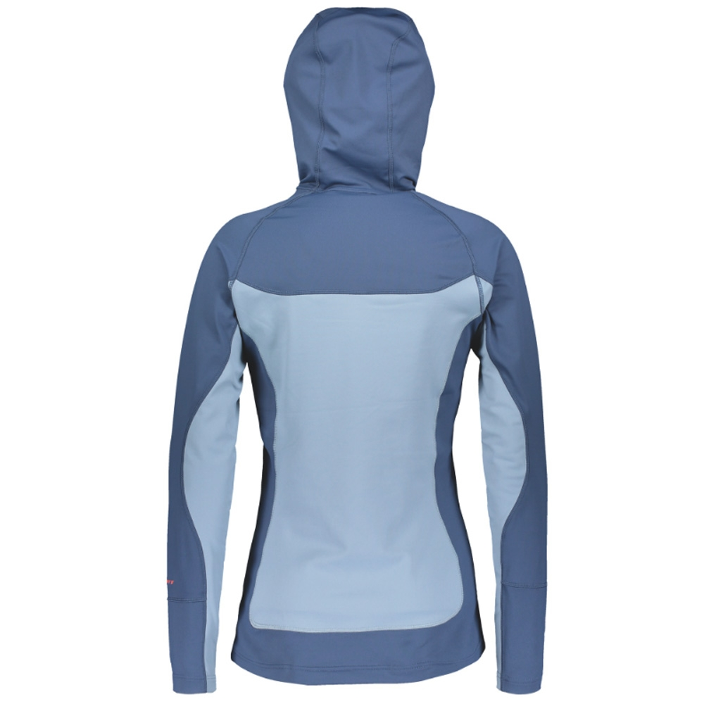 Scott Defined Mid Womens Pullover Denim Blue/Blue Haze 2019