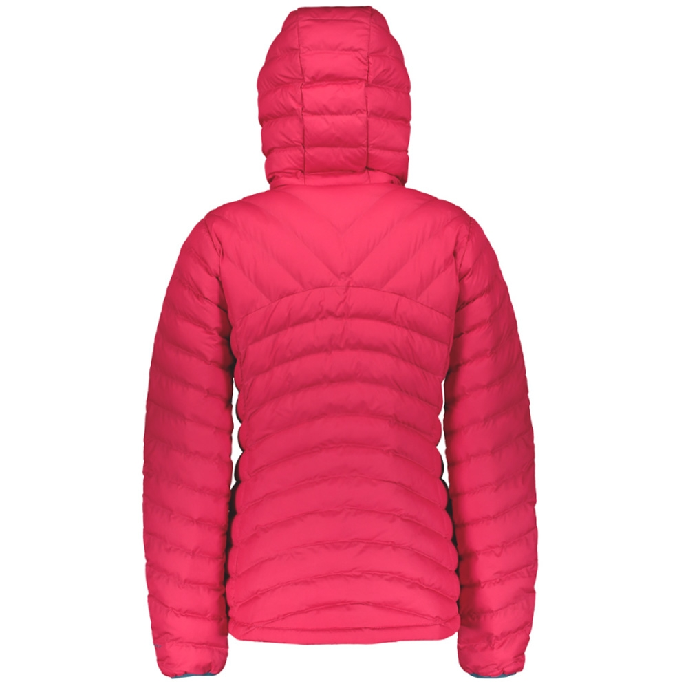 Scott Insuloft 3M Womens Jacket Hibiscus Red 2019
