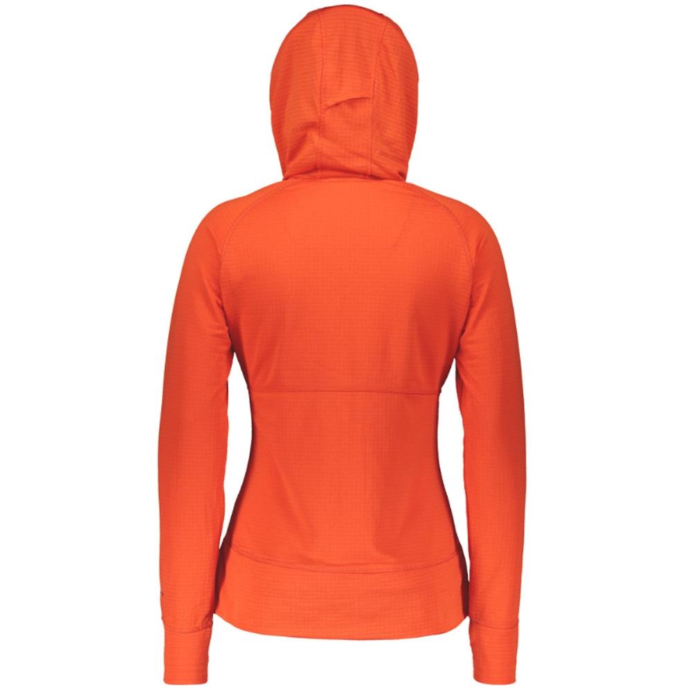 Scott Defined Polar Womens Jacket Tomato Red 2019