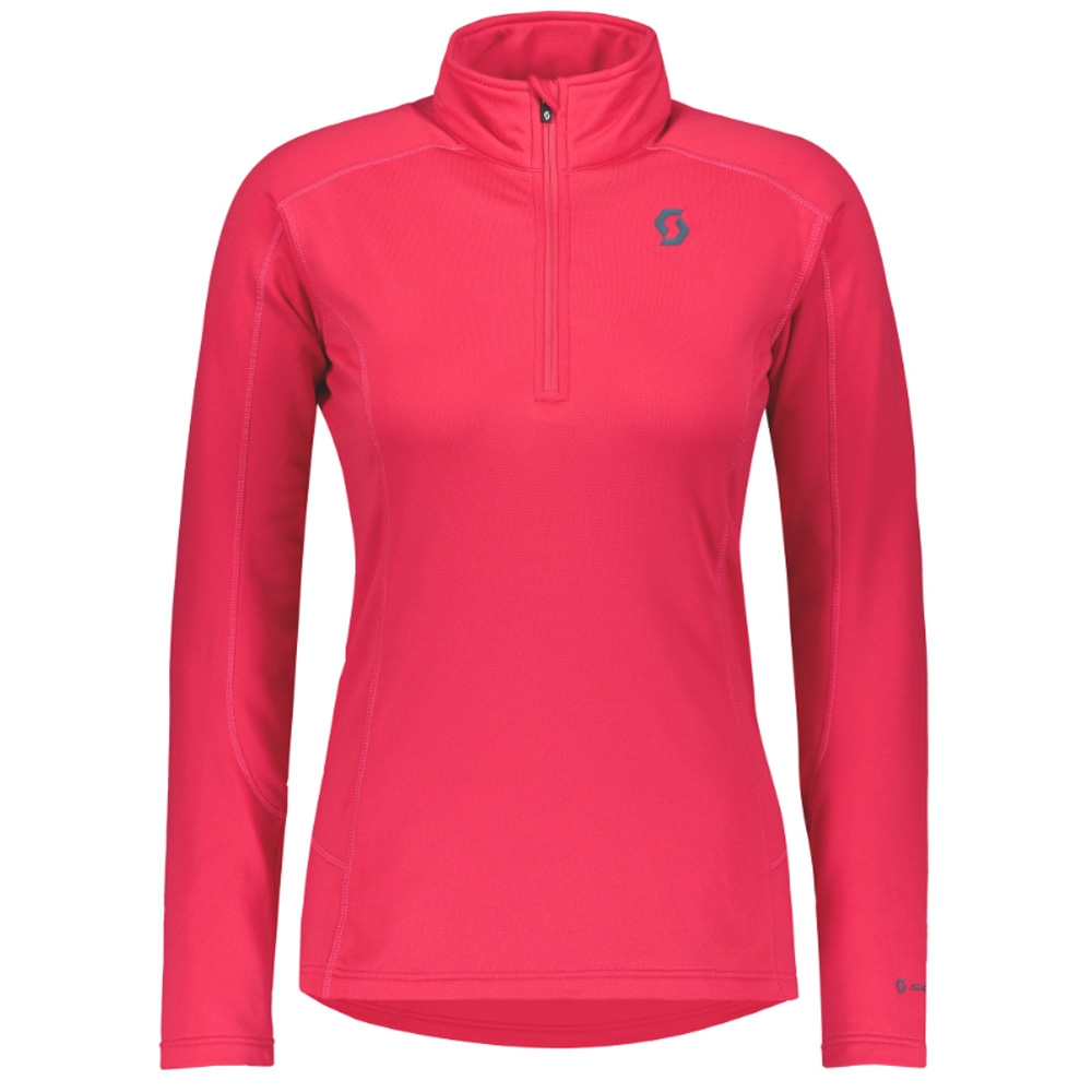 Scott Defined Light Womens Pullover Hibiscus Red 2019