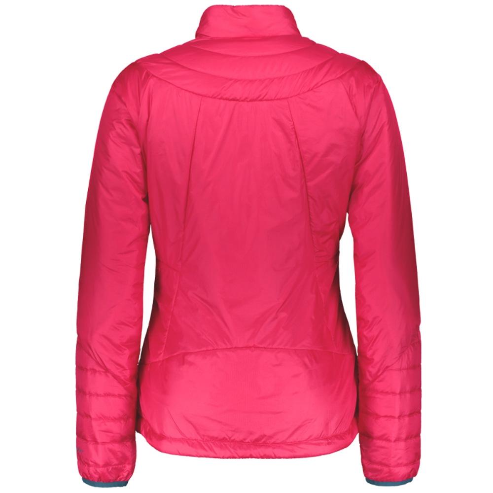 Scott Insuloft Light Womens Jacket Hibiscus Red 2019