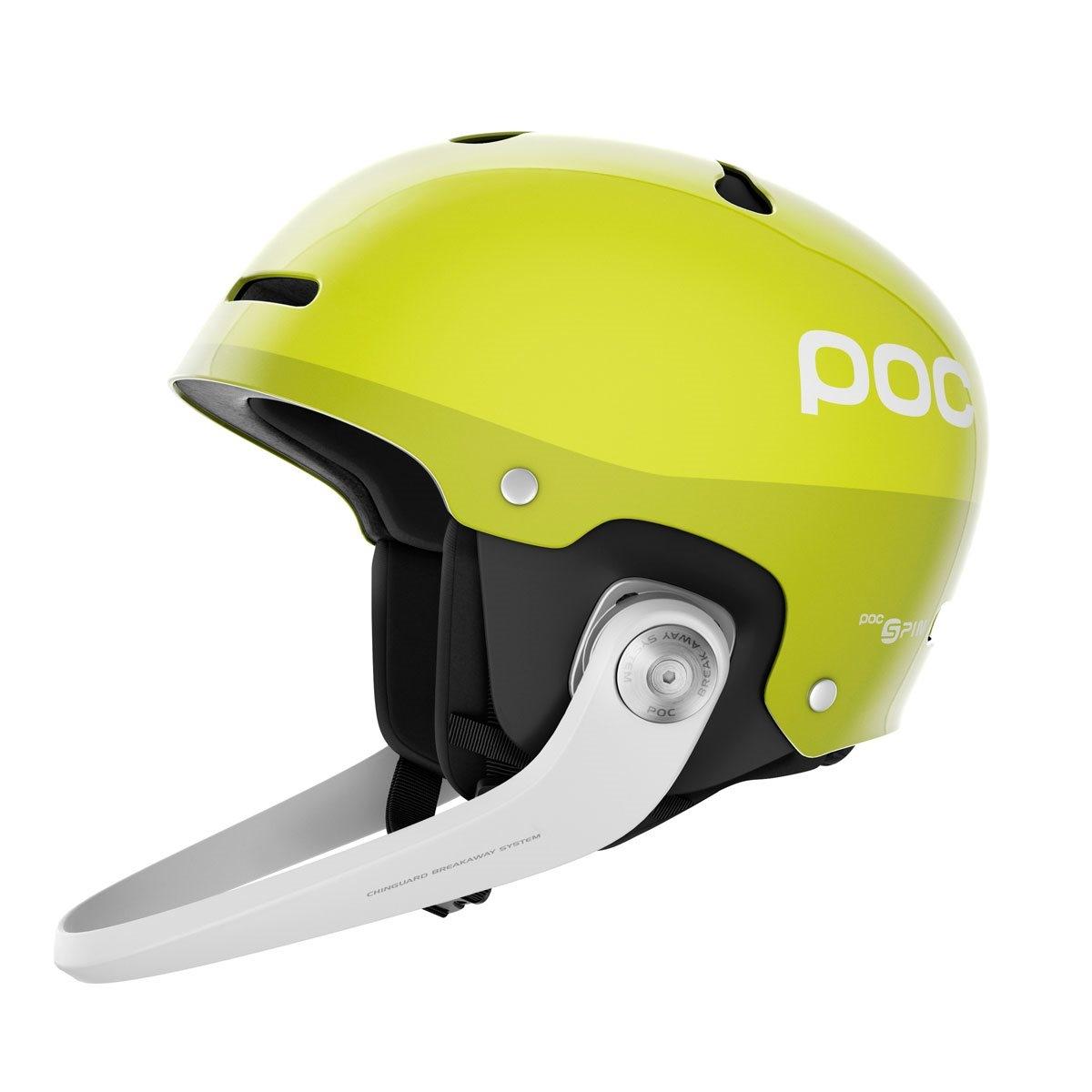 POC Arctic SL SPIN Helmet Hexane Yellow 2018