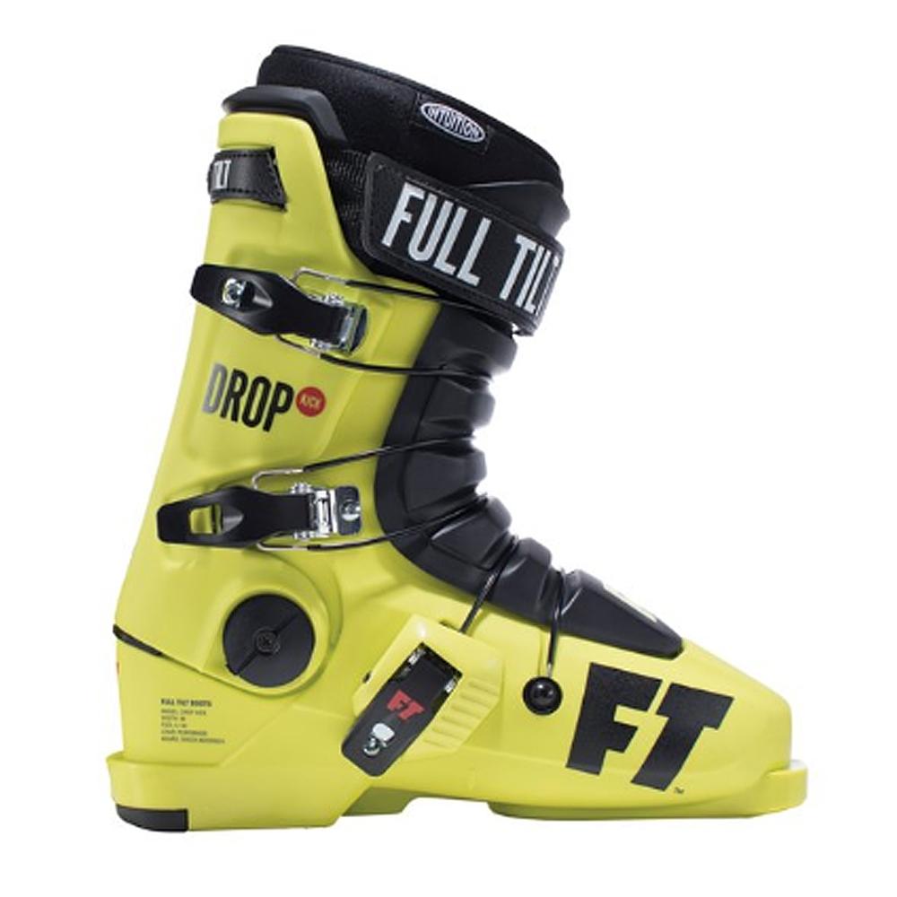Full Tilt Drop Kick Ski Boot Yellow 2019