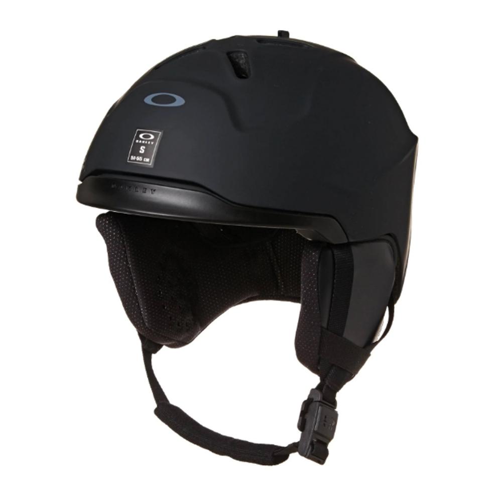 Oakley MOD3 MIPS Snow Helmet Blackout