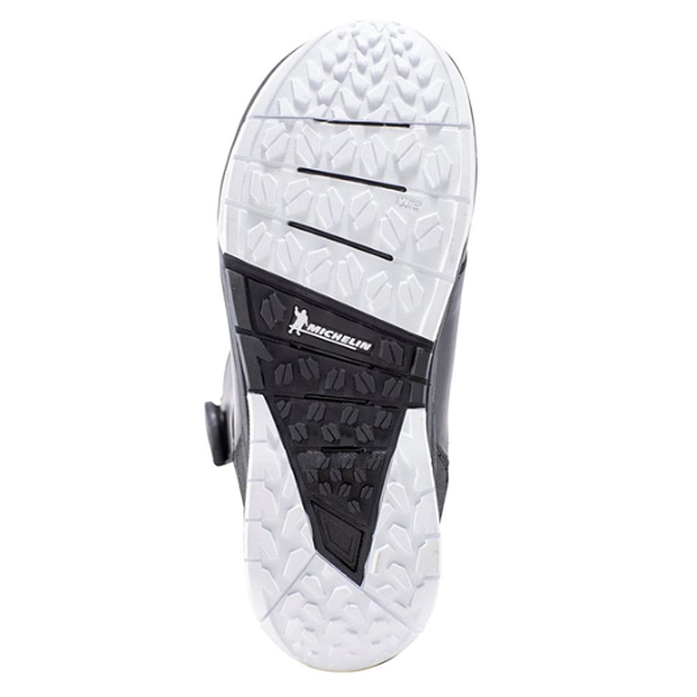 Ride Lasso Snowboard Boot Black 2019