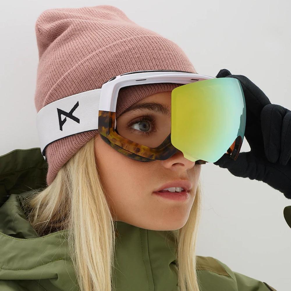 Anon Wm1 Goggle Sonar Lens 2019 Anon Goggle Womens Ski