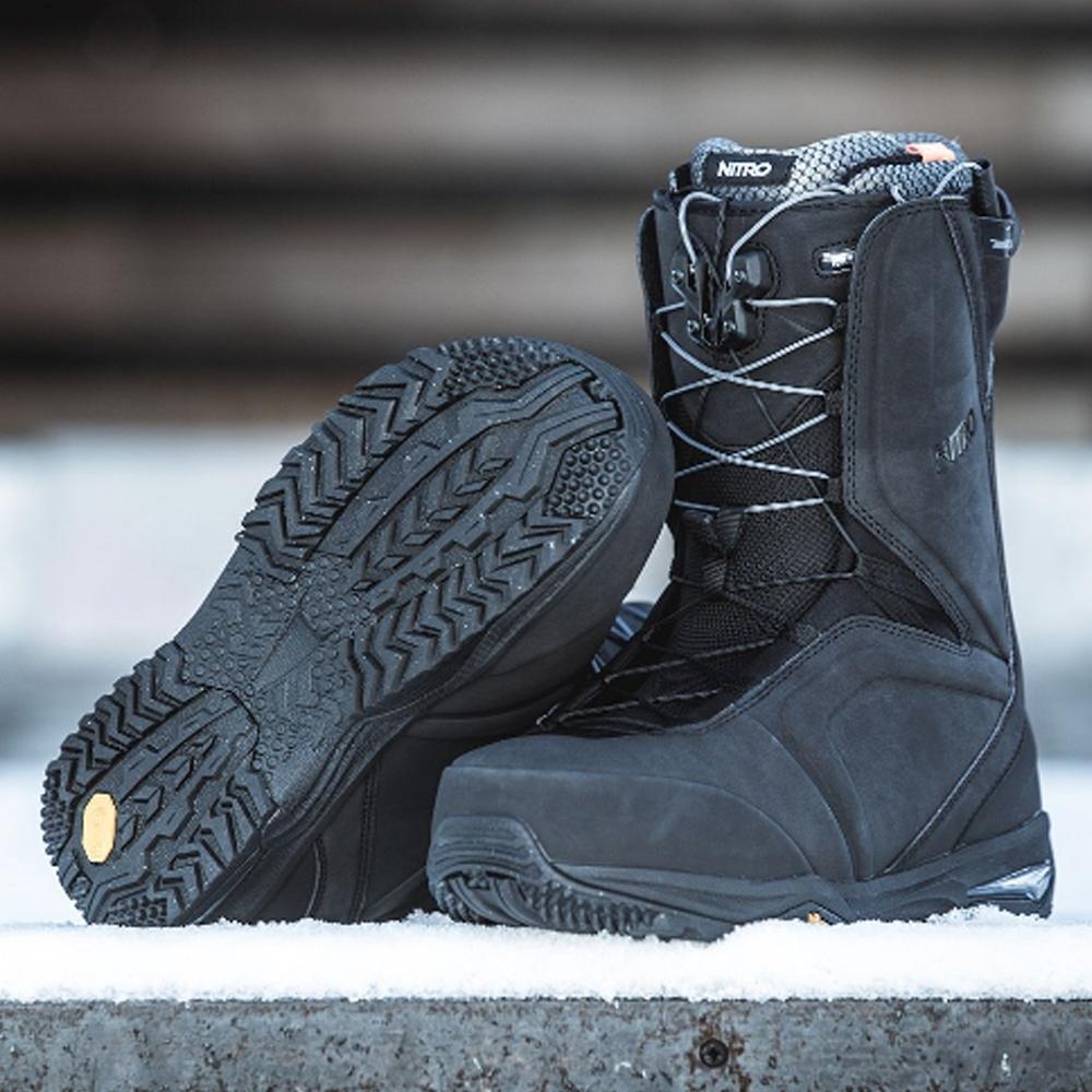 Nitro Team TLS Snowboard Boot Black 2019