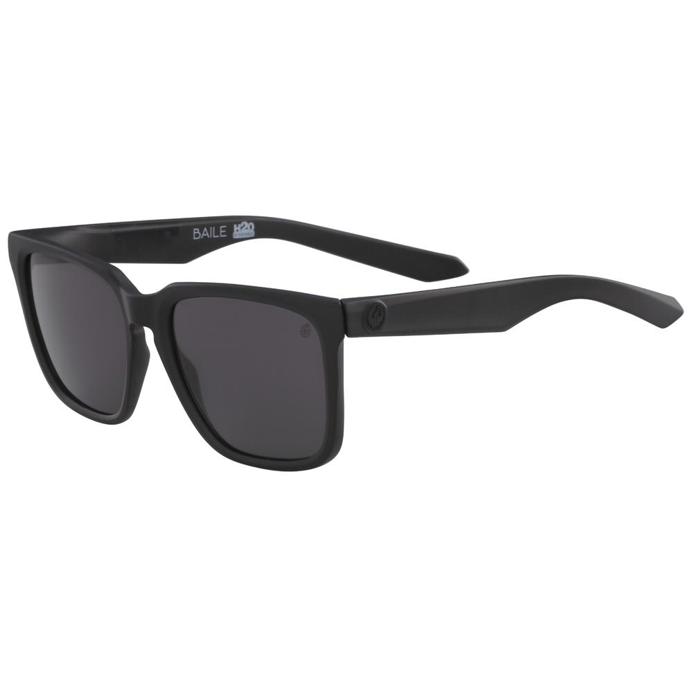 Dragon Baile H20 Sunglasses Black Smoke Polarised 2019