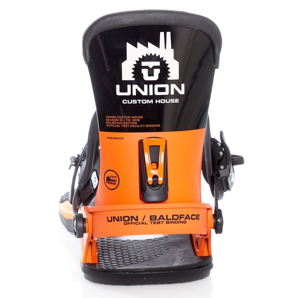 Union Custom House Baldface Binding 2019