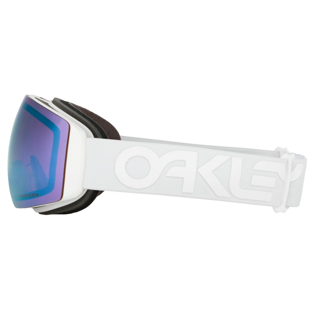 Oakley Flight Deck XM Factory Pilot Whiteout with Prizm Sapphire Lens 2019