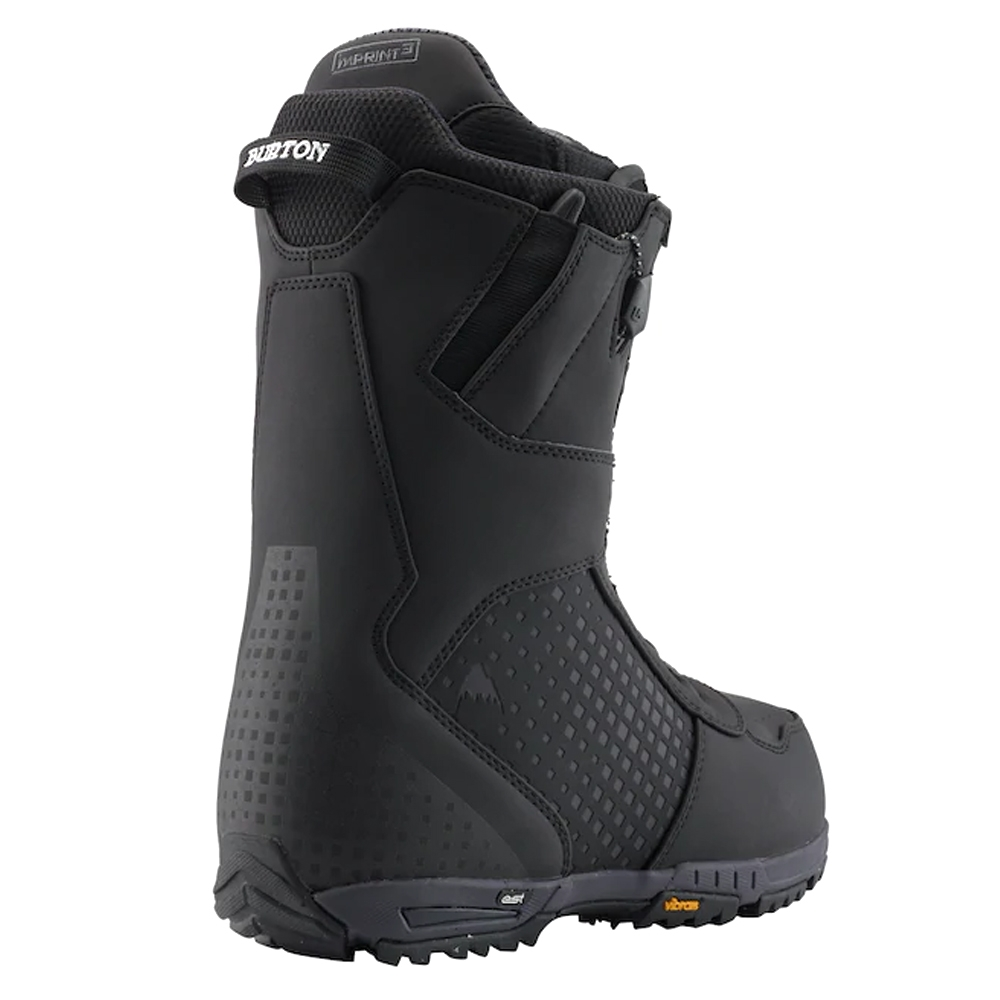 Burton Imperial Boot Black 2019