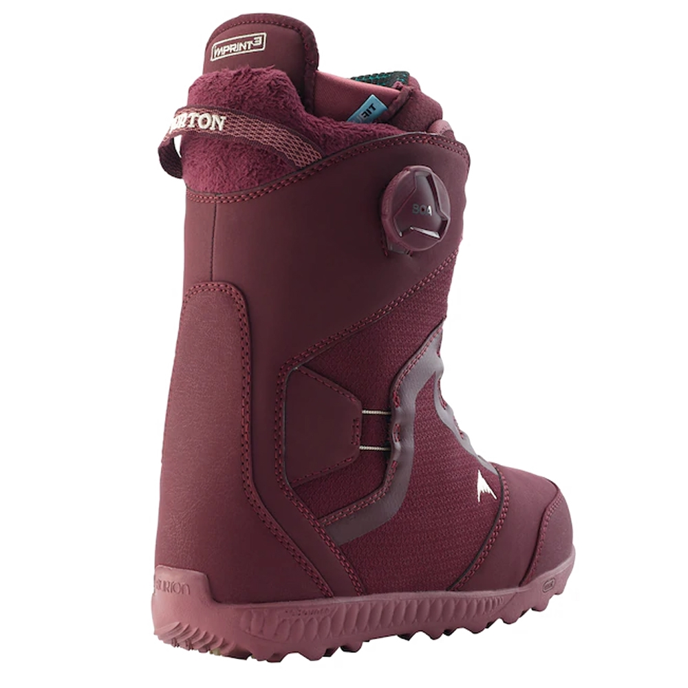 Burton Felix Boa Womens Boot Wine Girl Wasted 2019