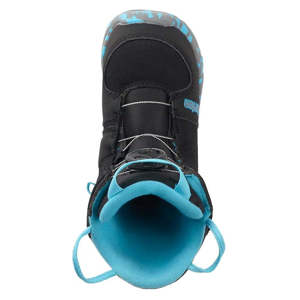 Burton Grom Boa Kids Boot Black 2019