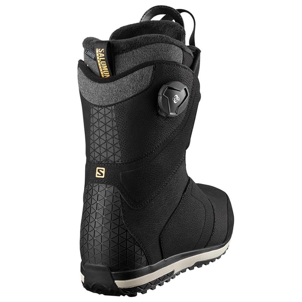 Salomon Kiana Focus Boa Ladies Boots Black 2019