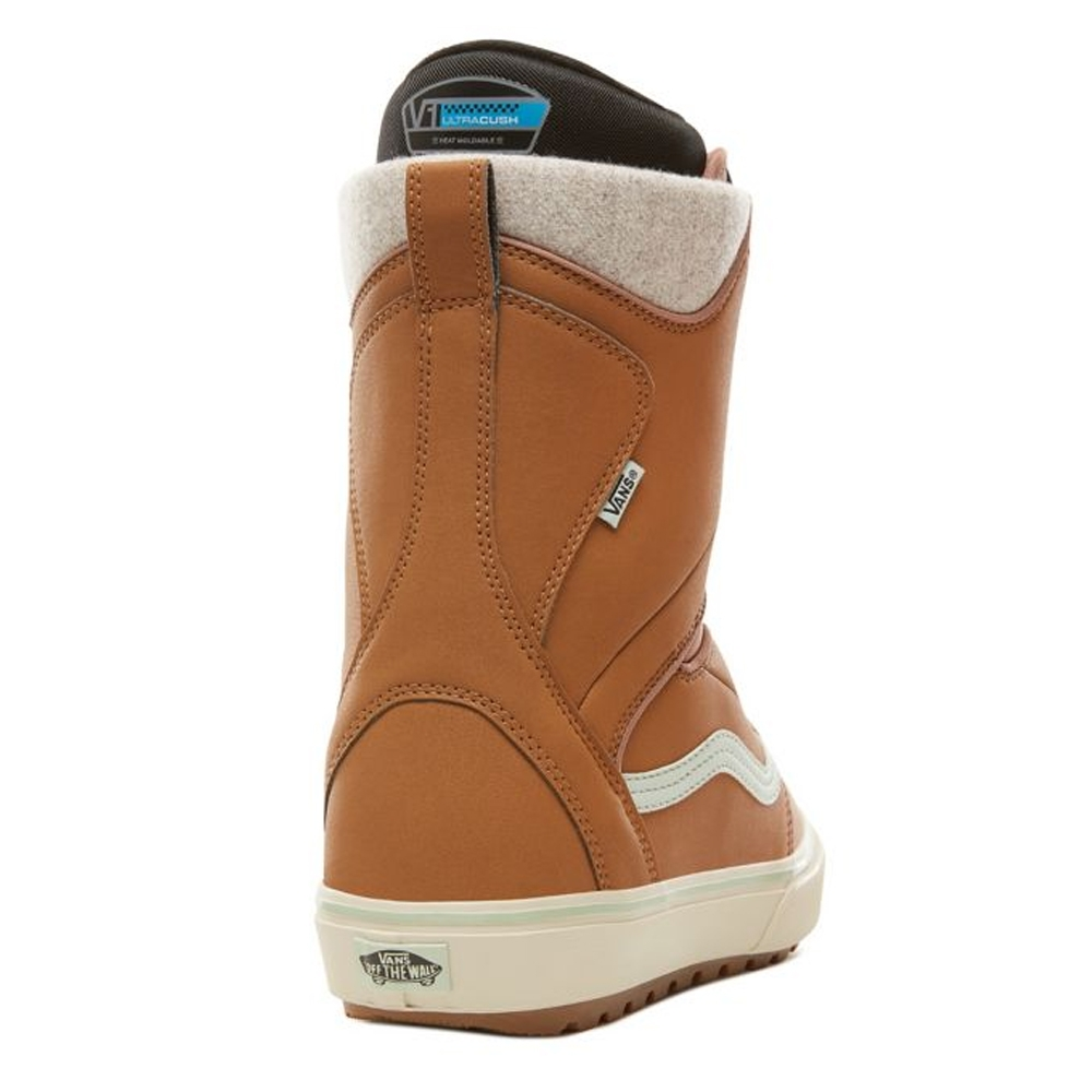 Vans Encore OG Snowboard Boot Tan/Teal 2019