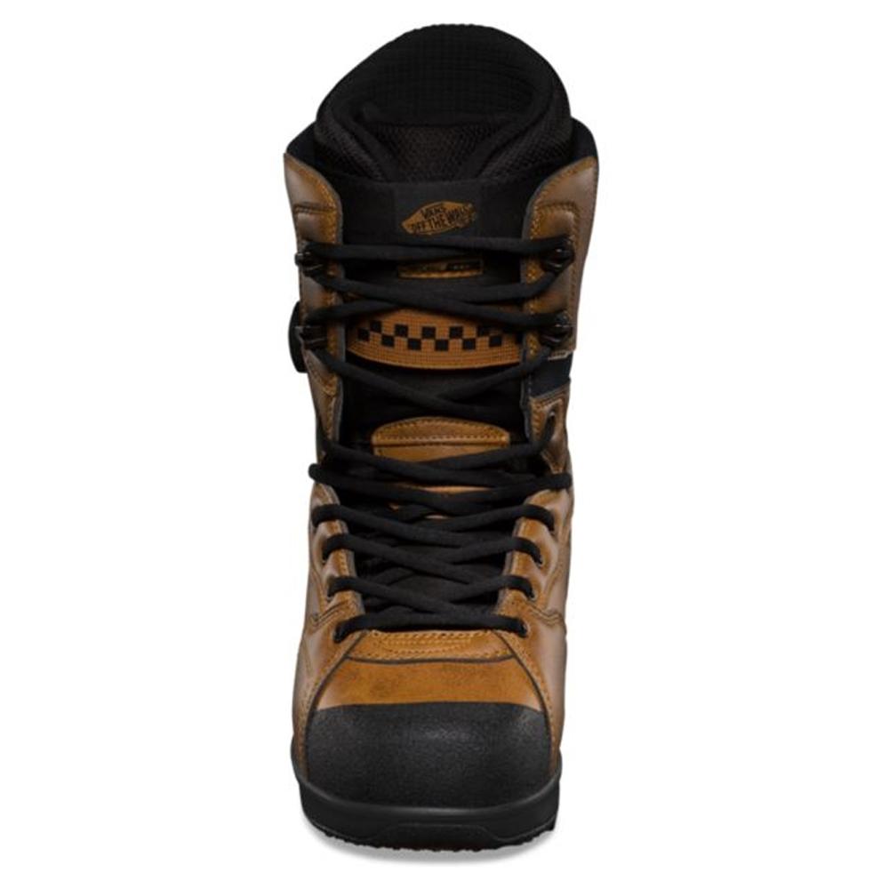 ... Vans Implant Pro Snowboard Boot Brown Black 2019 ... b7e44396a