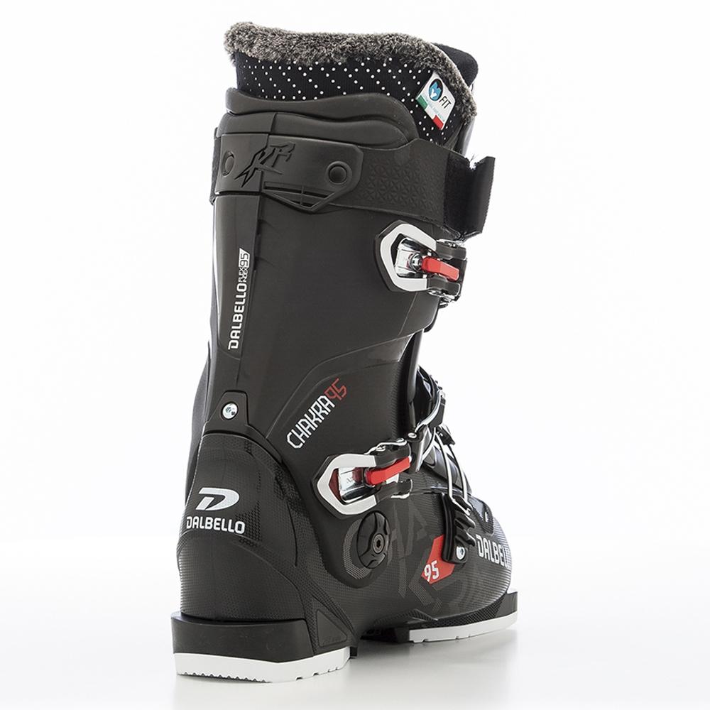 Dalbello Chakra 95 Ski Boot Black 2019