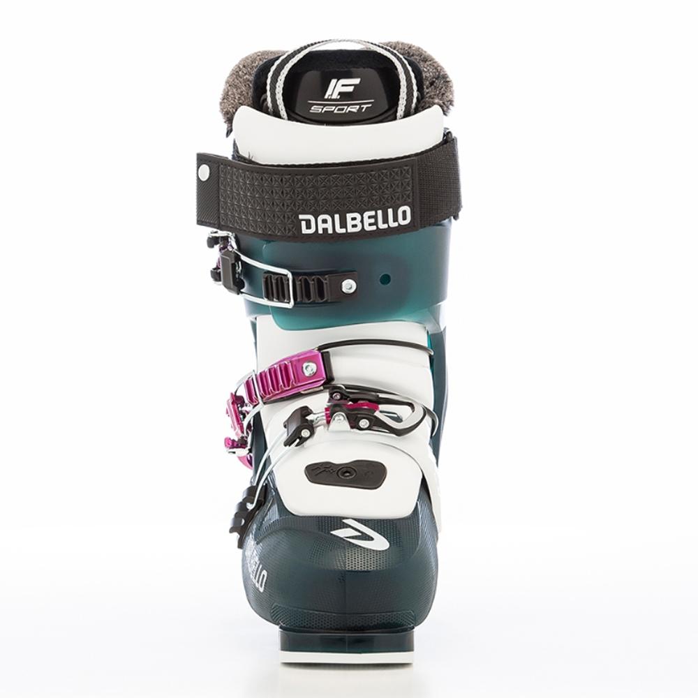 Dalbello Chakra AX 85 Ski Boot Blue Trans/Black 2019