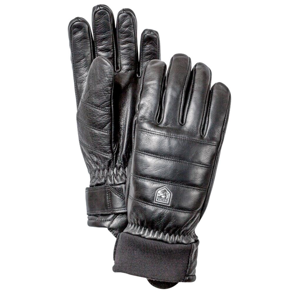 Hestra Alpine Leather Primaloft Glove Black 2019
