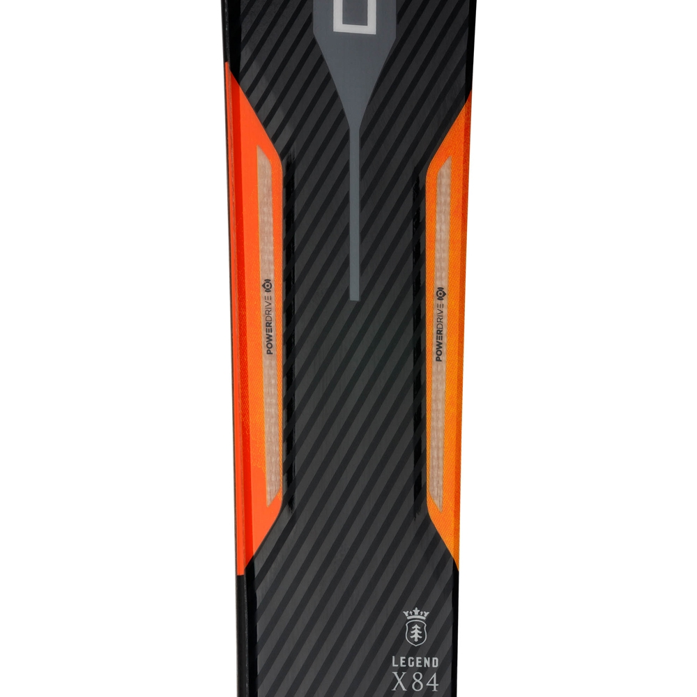 Dynastar Legend X84 Ski with NX 12 Konect Dual Binding 2019