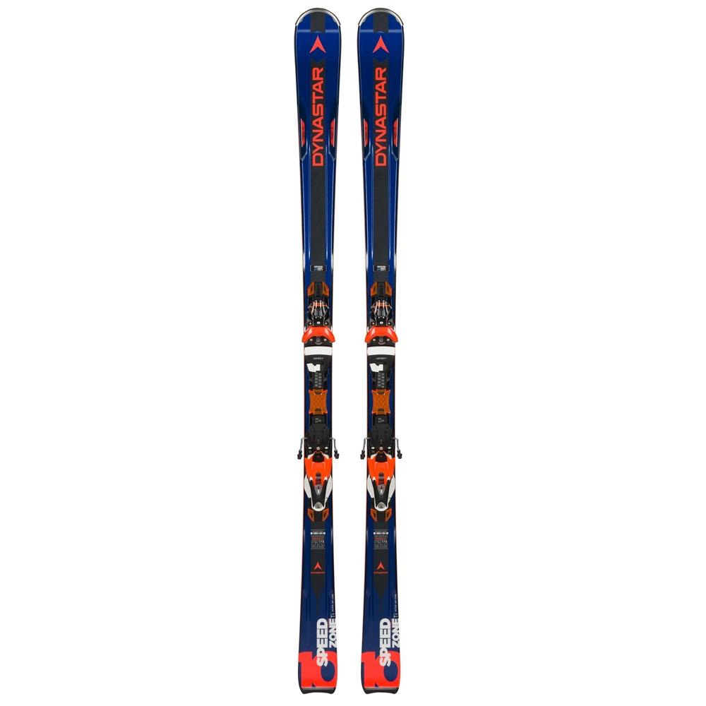 Dynastar Speed Zone 10 Ti Ski with NX 12 Konect Dual Binding 2019