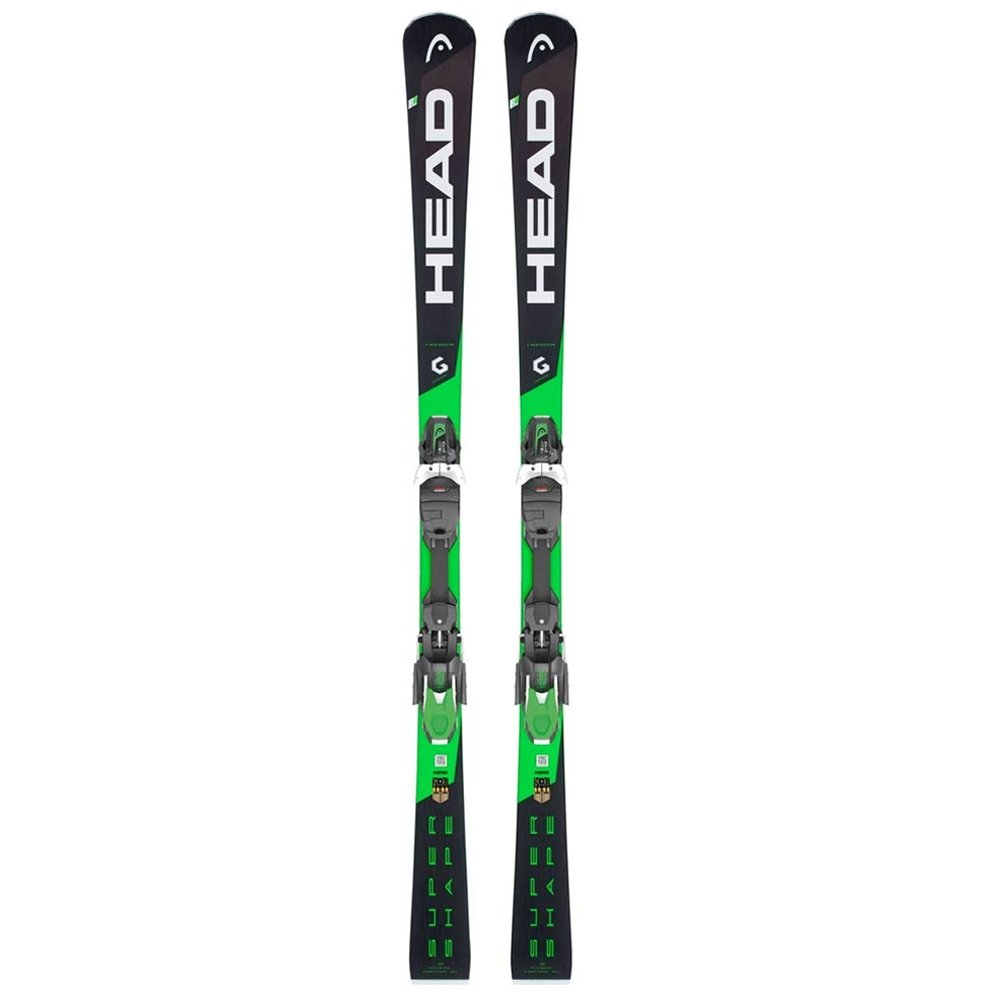 Head Supershape I Magnum Ski with PRD 12 GW Binding 2019
