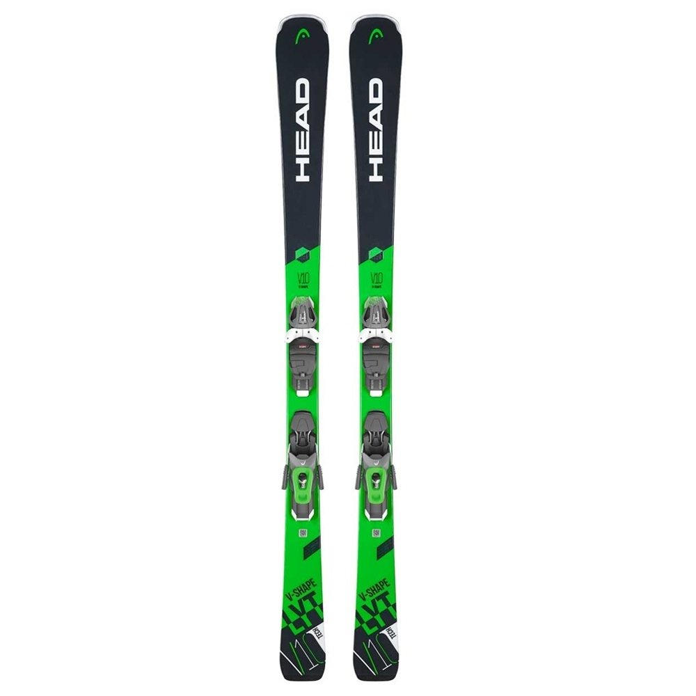 Head V Shape V10 Ski with PR 11 GW Binding 2019