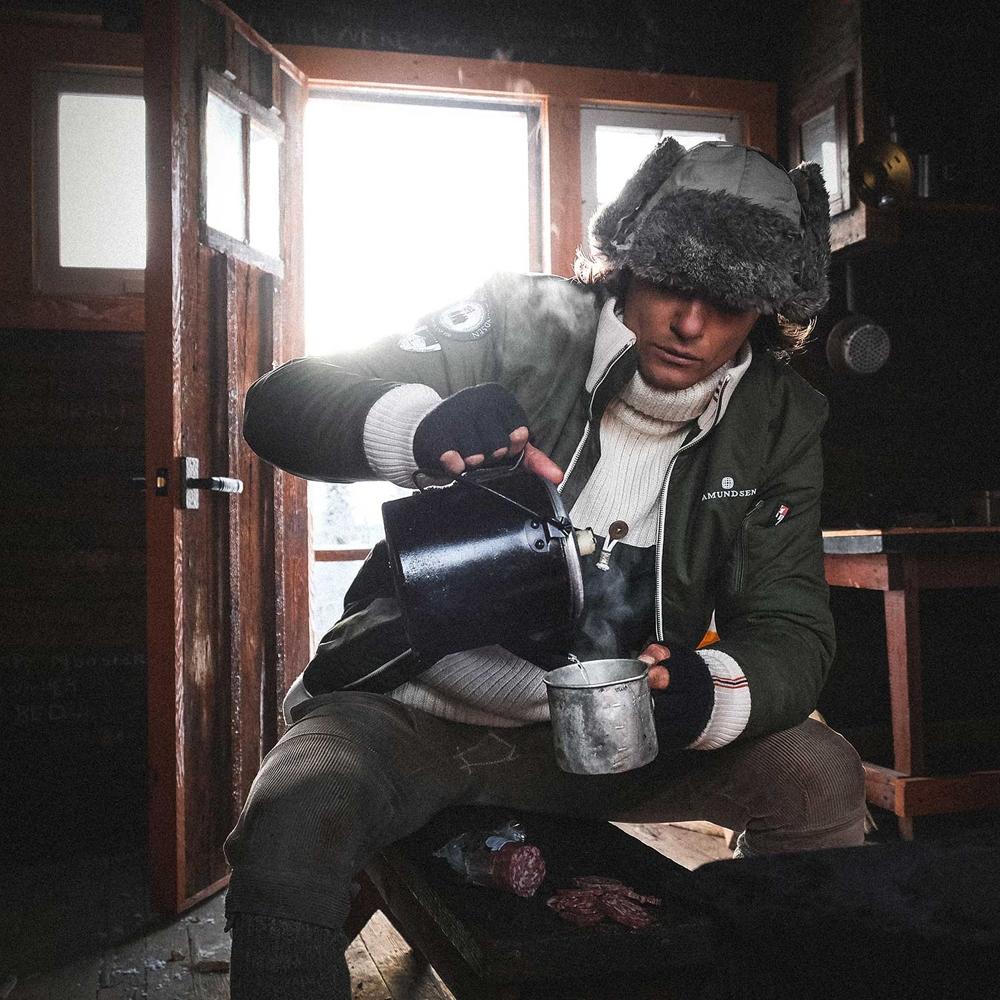 Amundsen Breguet Raw Jacket Mens Earth 2019