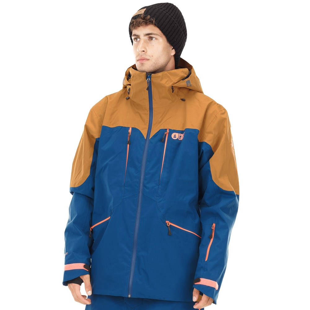 Picture Naikoon Jacket Petrol Blue 2019