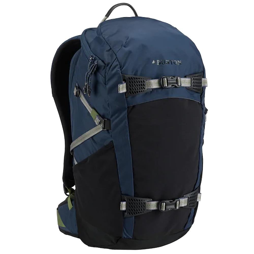 Burton Day Hiker 31L Backpack Mood Indigo Ripstop Cordura 2019