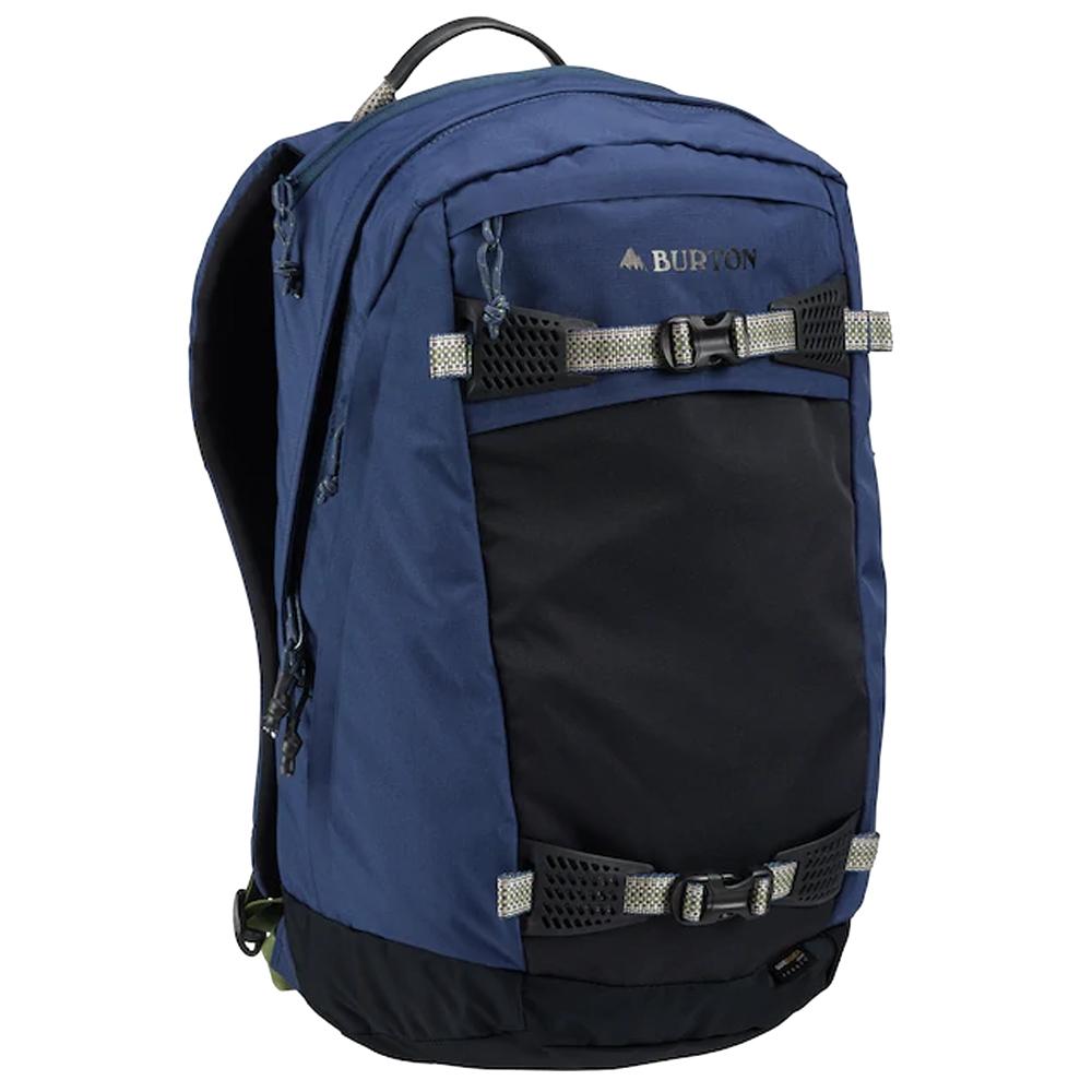 Burton Day Hiker Pro 28L Backpack Mood Indigo Ripstop Cordura 2019