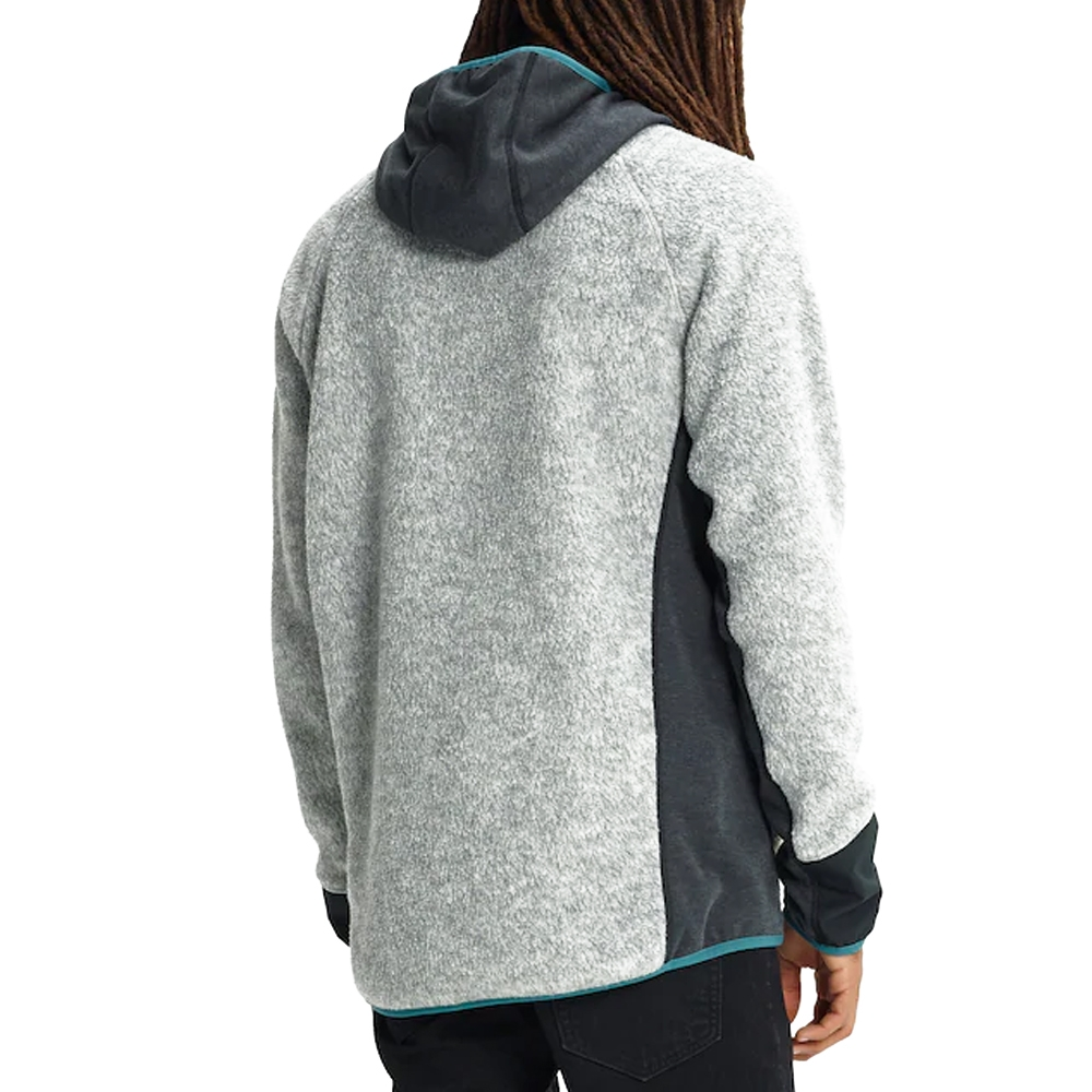 Burton Minturn Hooded Full-Zip Fleece 2019