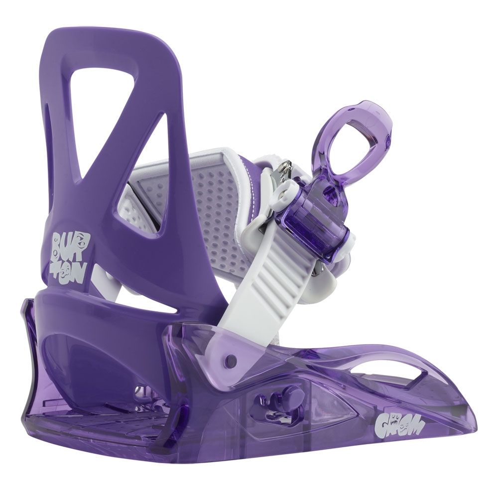 Burton Grom Kids Bindings Purple 2019