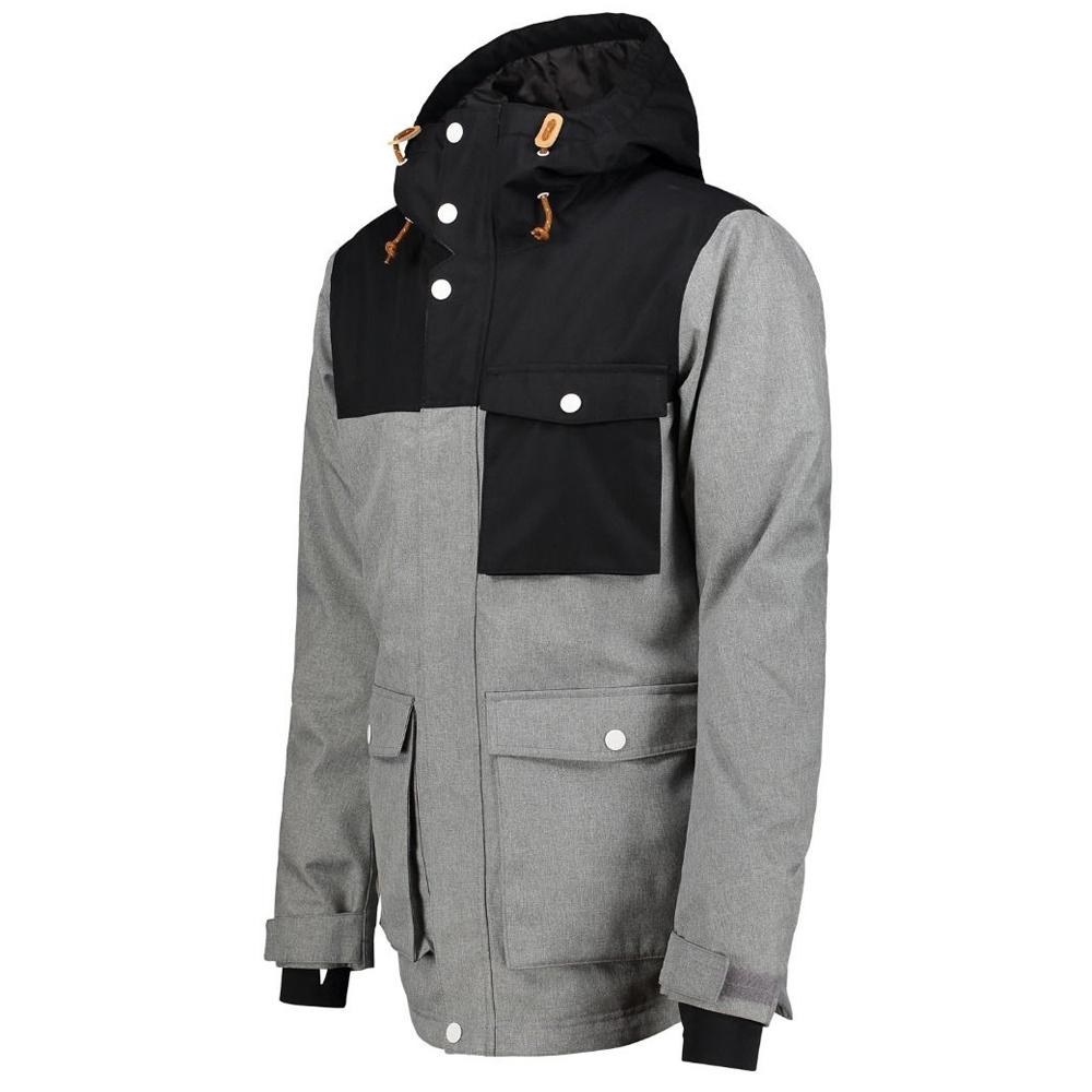WearColour Horizon Jacket Grey Melange 2019