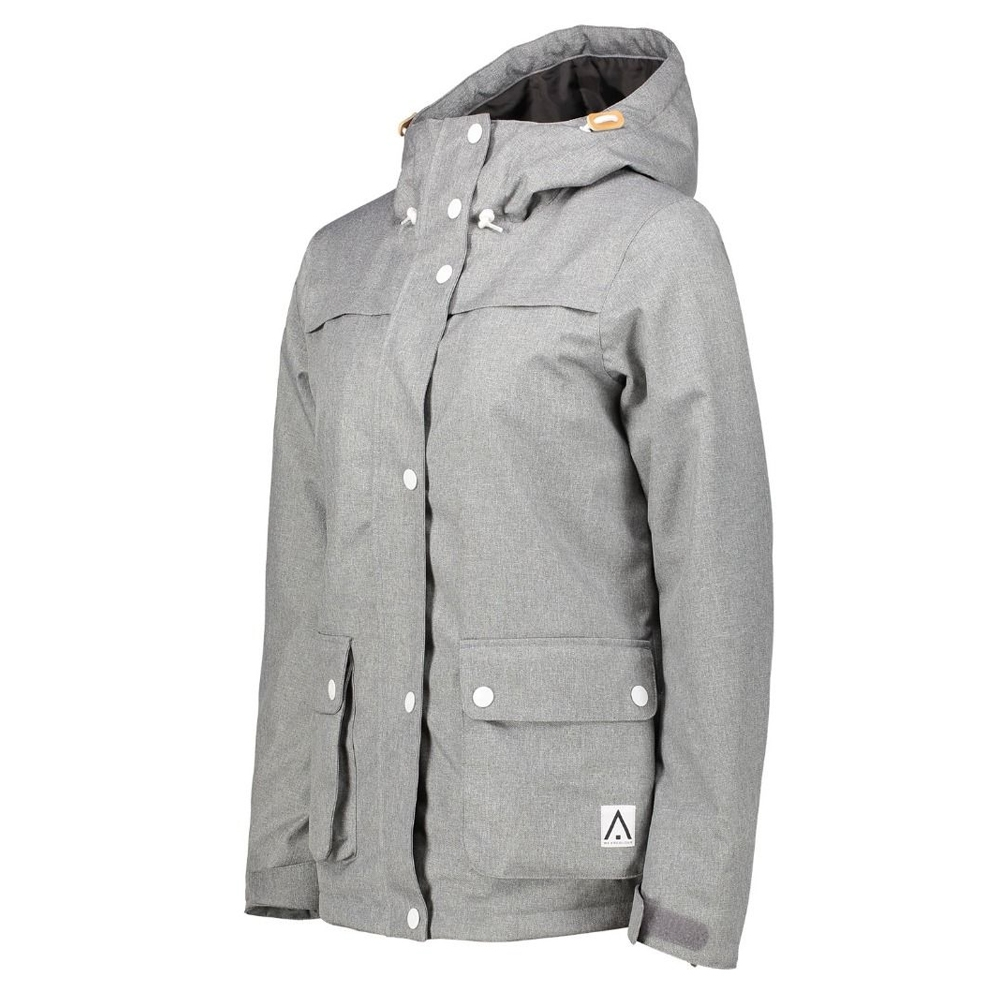 WearColour Ida Jacket Grey Melange 2019